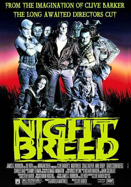 Nightbreed | REVOLUTION STUDIOS